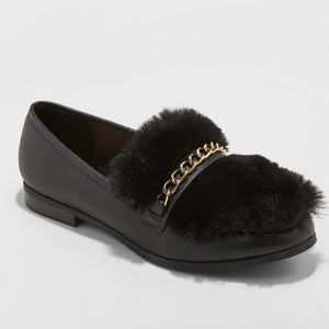 🎀 Faux Leather Loafers🎀